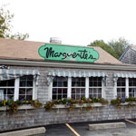 Marguerite's Restaurant across the street from Village Way